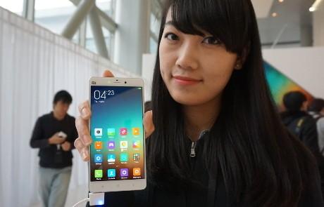 Xiaomi Mi Note (rns/detikINET)