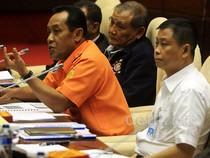 Komisi V Raker dengan Menhub, Kabasarnas dan Ketua KNKT