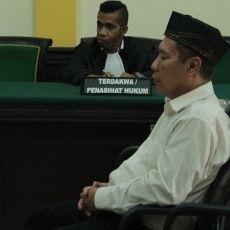 Terdakwa Galian C Ilegal Pingsan Divonis 1,5 Tahun Penjara