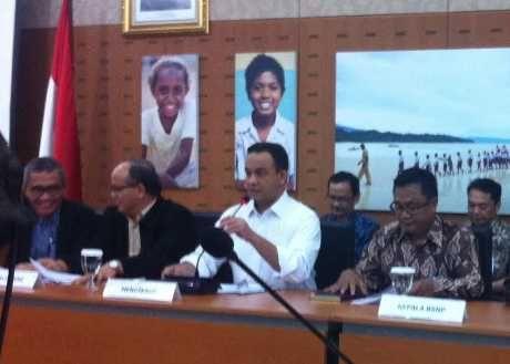 Mendikbud Rilis Jadwal UN 2015 untuk SMP dan SMA