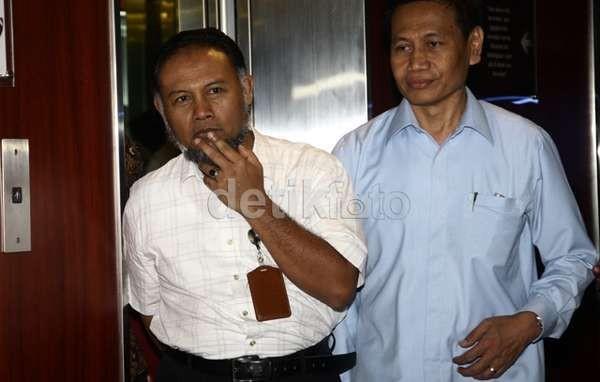 Bareskrim Tangkap Wakil Ketua KPK Bambang Widjojanto