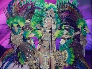 10 Kostum Nasional Paling Heboh di Miss Universe 2014