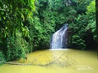 Air terjun ini merupakan air terjun tertinggi di Samarinda.