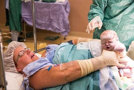 Proses Keluarnya Bayi Dari Rahim Informasi Dunia Kesehatan