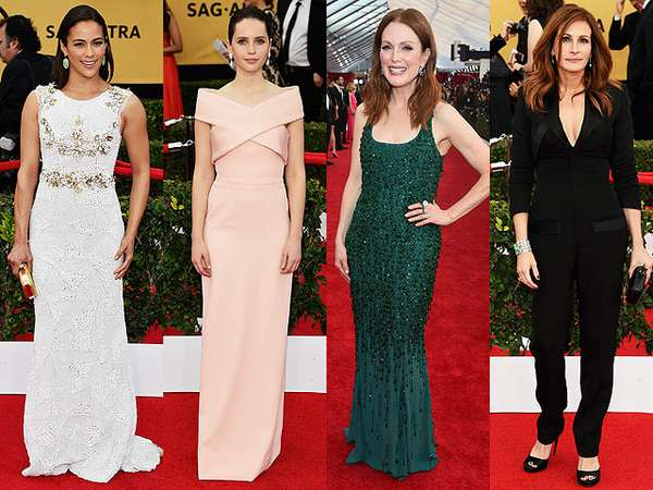 Parade Selebriti di Red Carpet SAG Awards 2015 (2)