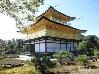 3 Hari Menikmati Nuansa Jepang yang Klasik di Kyoto