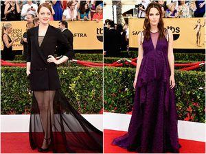 Penampilan Terbaik Seleb di SAG Awards: Emma Stone Sampai Keira Knightley