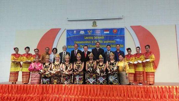 Sistem Pendidikan Indonesia Dikenalkan ke Publik Thailand