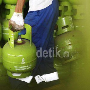 Pertamina Usul Harga Elpiji Melon Naik Rp 3.000