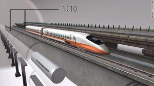 Begini Penampakan Hyperloop Bikinan Tony Stark