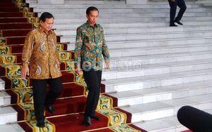 Pertemuan Jokowi-Prabowo Bikin Investor Tenang