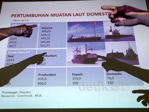 Menerka Bisnis Angkutan Laut di Indonesia