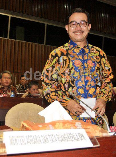 Menteri Agraria Keluarkan Hak Komunal untuk Masyarakat Adat