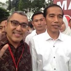 Hasnil dan Jokowi