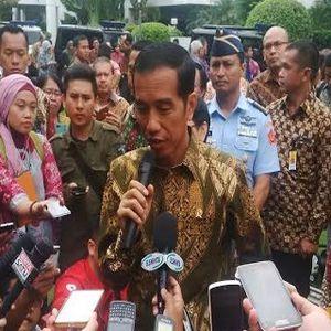 Jokowi Minta Para Dubes Jago Jualan Produk Indonesia di Luar Negeri