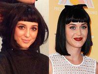 Tampil dengan Gaya Rambut Baru, Julie Estelle Mirip Katy Perry?