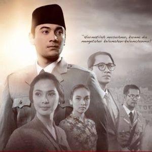Fragmen Baru Film Soekarno, MA: Tokoh Soekarno Bukan Ciptaan Orang