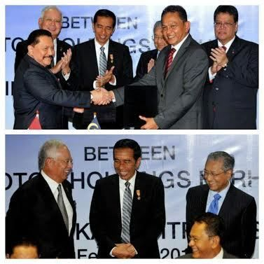 Didukung Jokowi, Hendropriyono Garap Mobnas Bareng Proton Malaysia