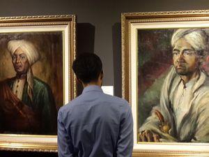 Jubah Pangeran Diponegoro Batal Dipamerkan di Galeri Nasional