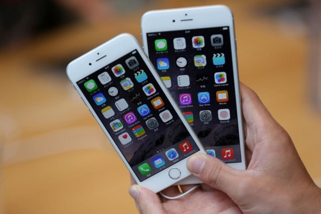 iPhone 6 dan iPhone 6 Plus (gettyimages) 27470365e7