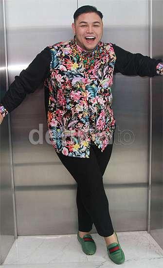 Ivan Gunawan Berbunga-bunga