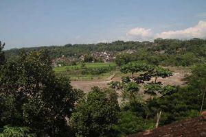 Pulau di Kali Progo, Jejak Pertahanan Pangeran Diponegoro