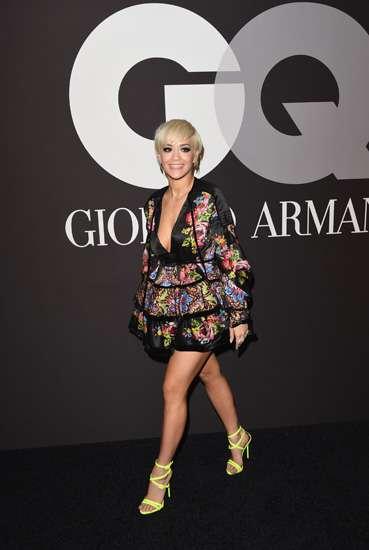 Calvin Harris Gandeng Pacar Baru, Rita Ora Tampil Solo