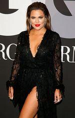 Khloe Kardashian Pamer Paha di After Party Grammy 2015