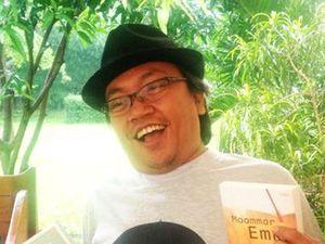 Moammar Emka Sajikan Romantisme Sesat di Buku Pertama Glenn Fredly