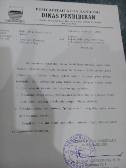 Kop Surat Dinas Pendidikan Provinsi Sumatera Barat ...