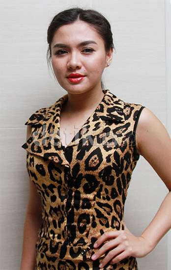 Jumpsuit Leopard Ketat Vicky Shu