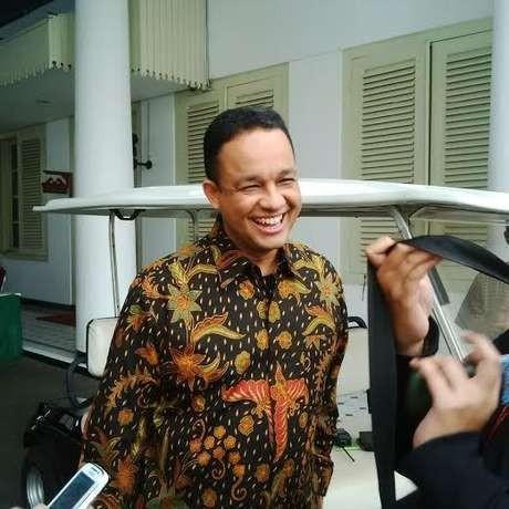 Menteri Anies Berpesan Yogya Tetap Jaga Suasana Belajar