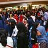 Suasana Premiere 'CJR The Movie: Lawan Rasa Takutmu' di Bandung