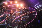 Ariana Grande dan Nicki Minaj Ramaikan NBA All-Star Game