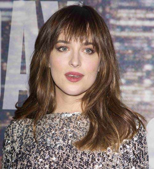 Fifty Shades of Silver Dakota Johnson