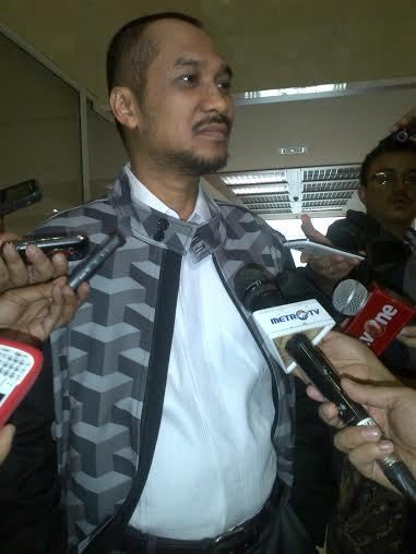 Jadi Tersangka Pemalsuan Dokumen, Abraham Samad Diancam Polisi 8 Tahun Penjara