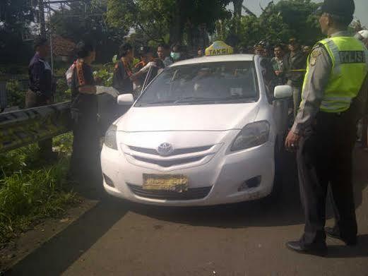 Kronologi Penemuan Jasad Sopir Taksi Express di Pasar Minggu