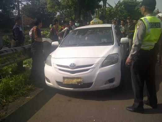 Sopir Taksi Korban Pembunuhan pun Sempat Dilayat Menteri Perdagangan Rahmat Gobel