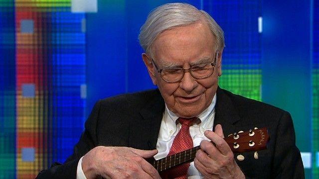 Warren Buffett (Foto: CNN)