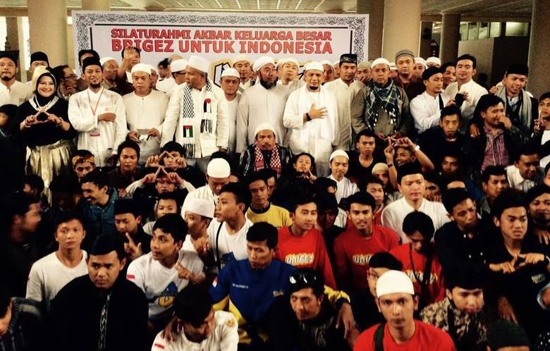 Alasan 1.500 Anggota Geng Motor Brigez Tobat Bareng Arifin Ilham