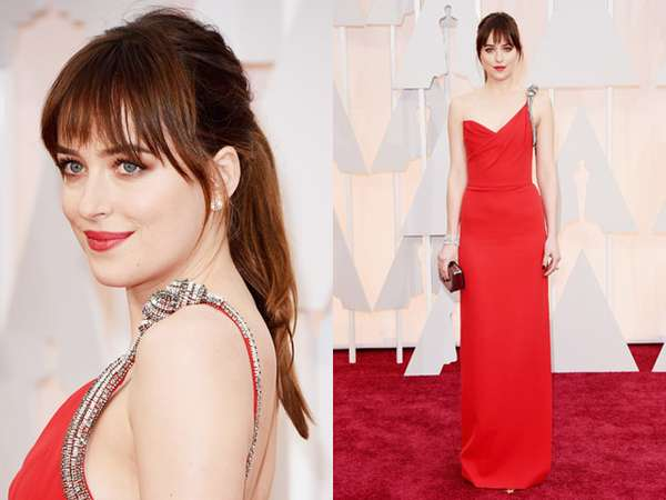 Red Hot Dakota Johnson
