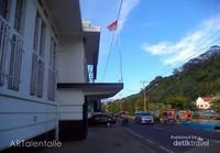 Suasana Jalan Muara, Kota Tua Padang