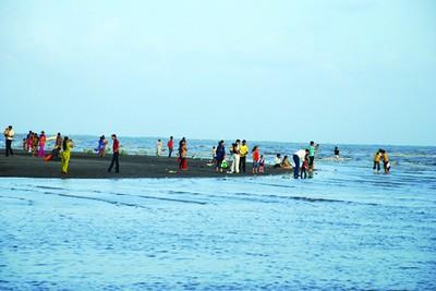 Meski Cantik, Pantai di India Ini Ternyata Menyeramkan