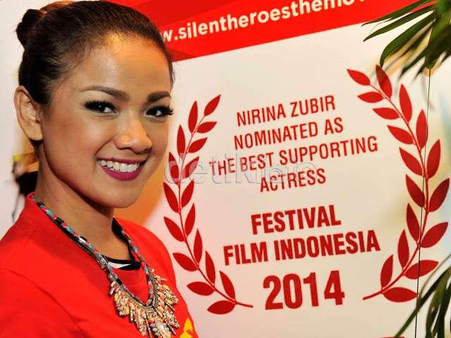 Nirina Zubir Main Film Mandarin