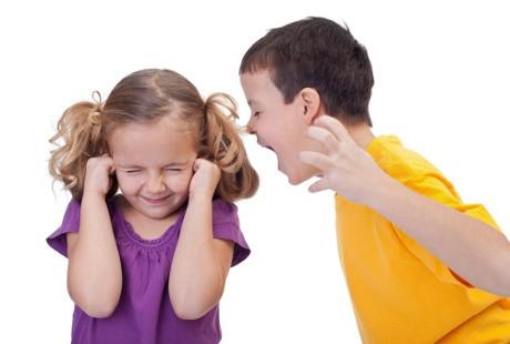 Sifat Agresif pada Anak Laki-laki Berhubungan dengan Kekuatan Tubuh