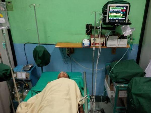 Kakek Tukang Bangunan di Bekasi ini Koma dan Butuh Bantuan untuk Biaya Rumah Sakit