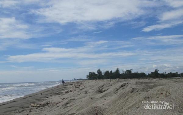 Wisata Pantai Lama Muda Aceh Barat Daya