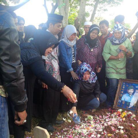 Istri Tatang Koswara: Bapak Bawa Jiwa Patriot Sampai Mati