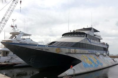 Ini Kapal Pesiar Mewah di Kepulauan Seribu & Bali