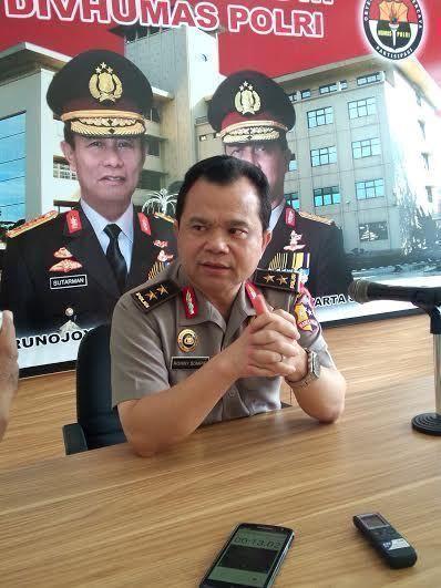 Irjen Ronny Sompie Diangkat Jadi Kapolda Bali